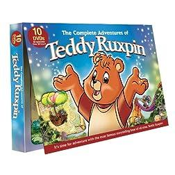 Adventures of Teddy Ruxpin (10-Pk)