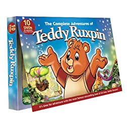 Adventures of Teddy Ruxpin (10-Pk)