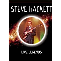 Steve Hackett Live Legends