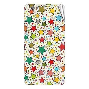 Garmor Designer Mobile Skin Sticker For Gionee M2 - Mobile Sticker