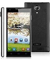 Cubot P7 5.0 pouces HD écran (960*540) Tactile SmartPhone débloqué 3G Google Android 4.2 MTK6582 Quad Core Dual Caméra Dual SIM 4GB / 512MB (Noir)