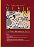 Student Resource DVD: for The Enjoyment of Music: An Introduction to Perceptive Listening, Tenth Edition (0393107574) by Forney, Kristine