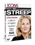 Meryl Streep - It's Complicated/Out Of Africa/Julie & Julia/Kramer Vs Kramer/Postcards From The Edge/Adaptation [DVD]