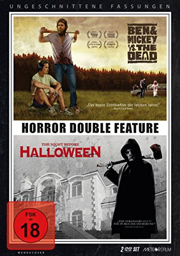 Double Horror Feature: Ben & Mickey vs. The Dead - The Night Before Halloween [2 DVDs]