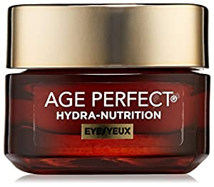 L'Oreal Paris  Age Perfect Hydra Nutrition Eye Cream, 0.5 Ounce