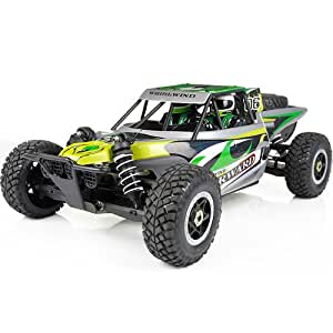 Amazon.com: Wltoys A929 1/8 Brushless 4 Wheel Drive Desert Rc Truck