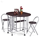 Royal Oak Comfi Double Seater Dining Table Set (Honey Brown)