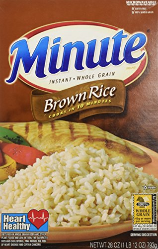 Try making Easy 10 Minute Mexican Rice with Minute Instant Whole Grain Brown Rice