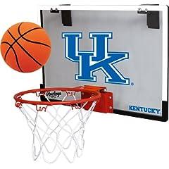 NCAA Kentucky Wildcats Game On Hoop Set by Rawlings by Rawlings