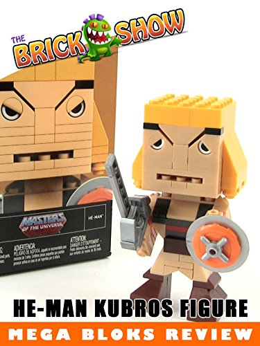 He-Man Masters of the Universe Kubros Mega Bloks Review