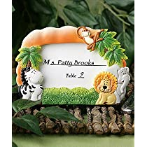 Jungle Critters Collection Picture Frames