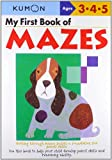 img - for My First Book Of Mazes book / textbook / text book