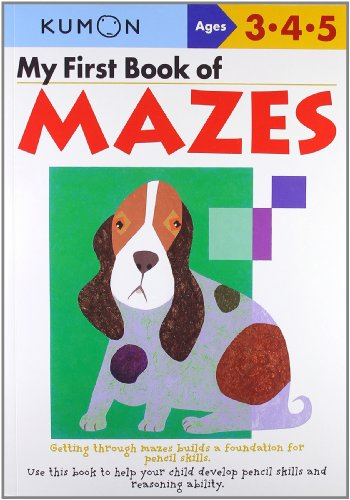Download My First Book Of Mazes