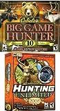 Hunting 2 Pack: Cabela's Big Game Hunter 10th Anniversary + Hunting Unlimited 2008 (輸入版)