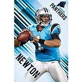 Cam Newton Carolina Panthers NFL Sports Poster