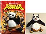 Kung Fu Panda DVD Plush Collectible Gift Set Includes Ty Beanie Baby