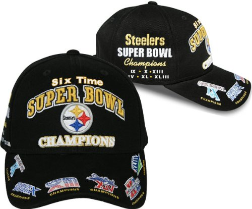 Steelers Hats Super Bowl Pittsburgh
