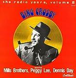 echange, troc Bing Crosby - Radio Years 2
