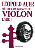 Methode Progressive de Violon - Livre 1