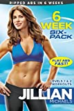 51x%2BtsELSoL. SL160  Jillian Michaels: 6 Week Six Pack
