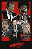 Tarantino XX One Sheet Maxi Poster, Multi-Colour