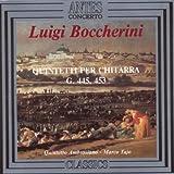 Guitar Quintets Vol.2 (Quintetto Ambrosiano) Luigi Boccherini