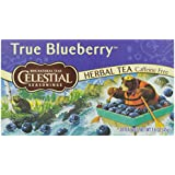 Celestial Seasonings True Blueberry Tea Bags - 20 ct