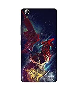 Game of Throne Cover Lenovo A3900 Case