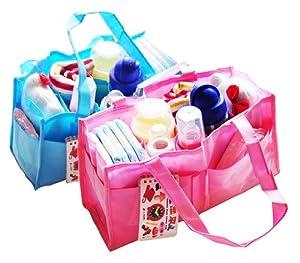 Oraganizadora bolso del bebé para mamas por mws