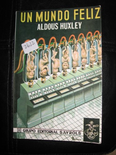 aldous huxley complete essays vol 6 Brave new world response essay in brave new world, aldous huxley takes us on a journey  he pointed out in his complete essays vol6 that science was the.