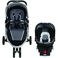 Graco Modes Sport Click Connect Travel System - Lunar Rock