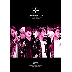 2017 Bts Live Trilogy Episode 3 the Wing Tour [Blu-ray]