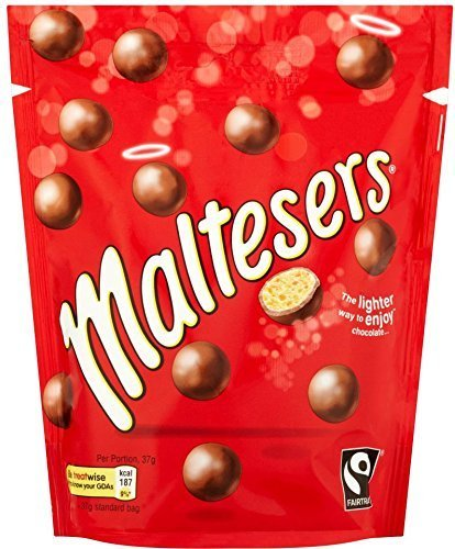 Maltesers Bag/Pouch 121g by Mars [並行輸入品]