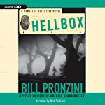 Hellbox: A Nameless Detective Mystery, Book 39 (       UNABRIDGED) by Bill Pronzini Narrated by Nick Sullivan