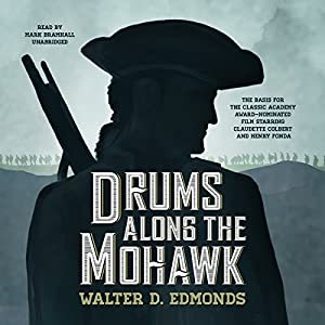 Drums Along the Mohawk Audiobook