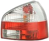 FK Automotive FKRL9015 Design R�ckleuchten fit f�r Audi A3 (Typ 8L) Baujahr 96-02, rot / wei�