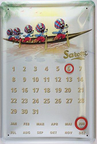sarotti-mohr-boot-metal-sign-gewolbt-new-20x30cm-vs2116