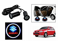 Speedwav LED Car Door Suzuki Ghost Shadow Light Set Of 2-Maruti Zen Old