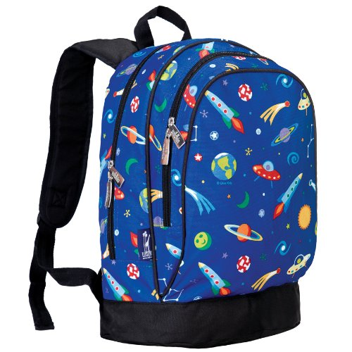 Out of This World Space Backpack