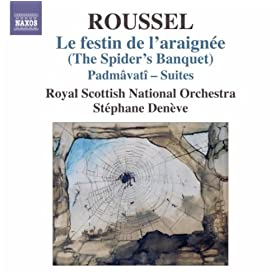 Le festin de l'araignee (The Spider's Banquet), Op. 17: Part 2: Assez lent - Eclosion de l'Ephemere (Hatching of the Mayfly)