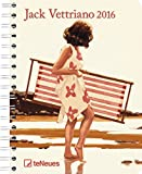 Jack Vettriano 2016 Buchkalender/Diary Deluxe