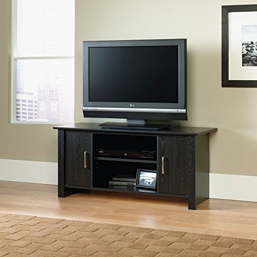 Mainstays 411660 Wood TV Stand for Flat-Screen TVs up to 42