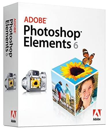 Adobe Photoshop Elements 6 [OLD VERSION]