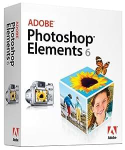 Adobe Photoshop Elements 6 [OLD VERSION]