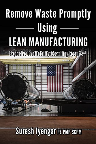 Remove Waste Promptly Using Lean Manufacturing: Explosive Business Coaching Results
