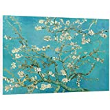 "Almond Blossoms By Van Gogh - Van Gogh Famous Oil Paintings Art Print - ""Top 10 Van Gogh Paintings"" Collection..."