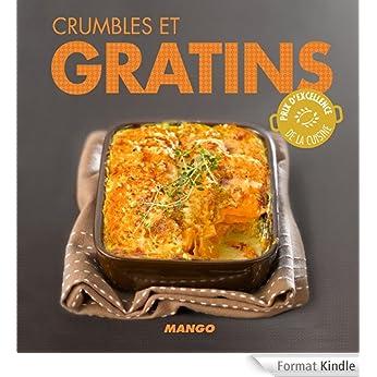 Crumbles gratins Collectif