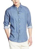RODA Camisa Hombre (Azul)