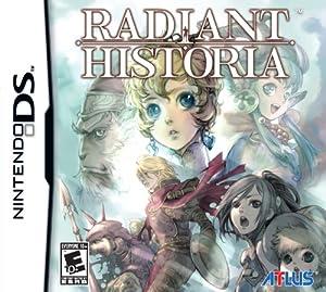 Radiant Historia - Nintendo DS Standard Edition