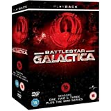 Battlestar Galactica : Complete Seasons 1-3 (16 Disc Box Set) [DVD]by Edward James Olmos
